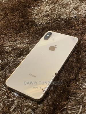 Apple iPhone XS Max 64 GB Gold   Mobile Phones for sale in Oyo State, Ibadan