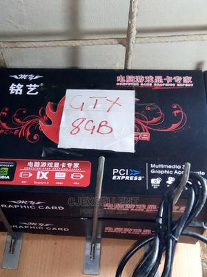 Gtx 8gb Graphic Card   Computer Accessories  for sale in Lagos State, Ikeja