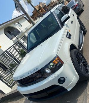 Land Rover Range Rover Sport 2012 HSE 4x4 (5.0L 8cyl 6A) White | Cars for sale in Lagos State, Ikeja