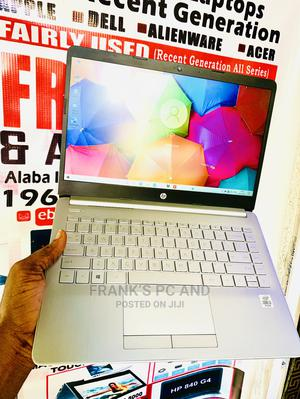 Laptop HP Pavilion 14 8GB Intel Core I3 SSD 512GB | Laptops & Computers for sale in Lagos State, Ojo
