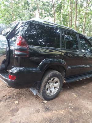 Toyota Land Cruiser Prado 2006 Black | Cars for sale in Abuja (FCT) State, Gaduwa