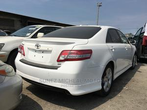 Toyota Camry 2011 White   Cars for sale in Lagos State, Amuwo-Odofin
