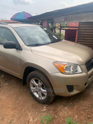Toyota RAV4 2010 Gold | Cars for sale in Lagos State, Abule Egba