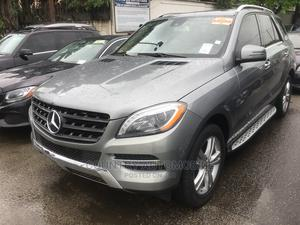 Mercedes-Benz M Class 2014 Gray | Cars for sale in Lagos State, Apapa
