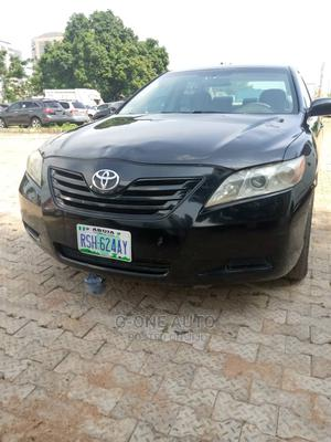 Toyota Camry 2008 Black | Cars for sale in Abuja (FCT) State, Gudu