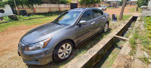 Honda Accord 2009 Sedan EX-L V6 Automatic Gray | Cars for sale in Kaduna State, Kaduna / Kaduna State