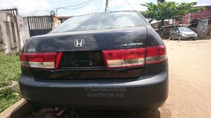 Honda Accord 2004 2.4 Type S Black | Cars for sale in Lagos State, Isolo