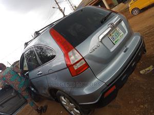 Honda CR-V 2008 2.0 RVSi Automatic Blue | Cars for sale in Lagos State, Alimosho