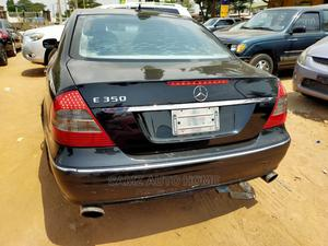 Mercedes-Benz E350 2008 Black | Cars for sale in Lagos State, Ikotun/Igando