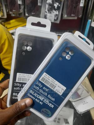 Original Silicone Case for Samsung A22 | Accessories for Mobile Phones & Tablets for sale in Lagos State, Ikeja