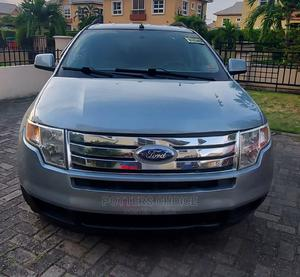 Ford Edge 2007 Silver | Cars for sale in Lagos State, Lekki