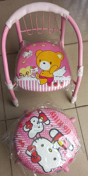 Children Dining Chair and Table | Children's Furniture for sale in Lagos State, Ojodu