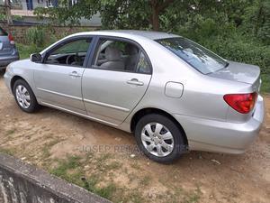 Toyota Corolla 2004 Sedan Automatic Silver | Cars for sale in Oyo State, Ibadan