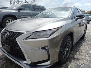 Lexus RX 2017 350 F Sport AWD Gold | Cars for sale in Lagos State, Lekki