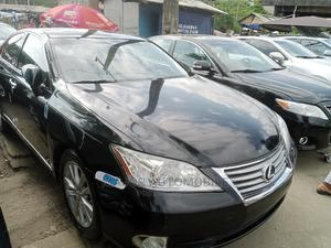 Lexus ES 2010 350 Black   Cars for sale in Lagos State, Apapa