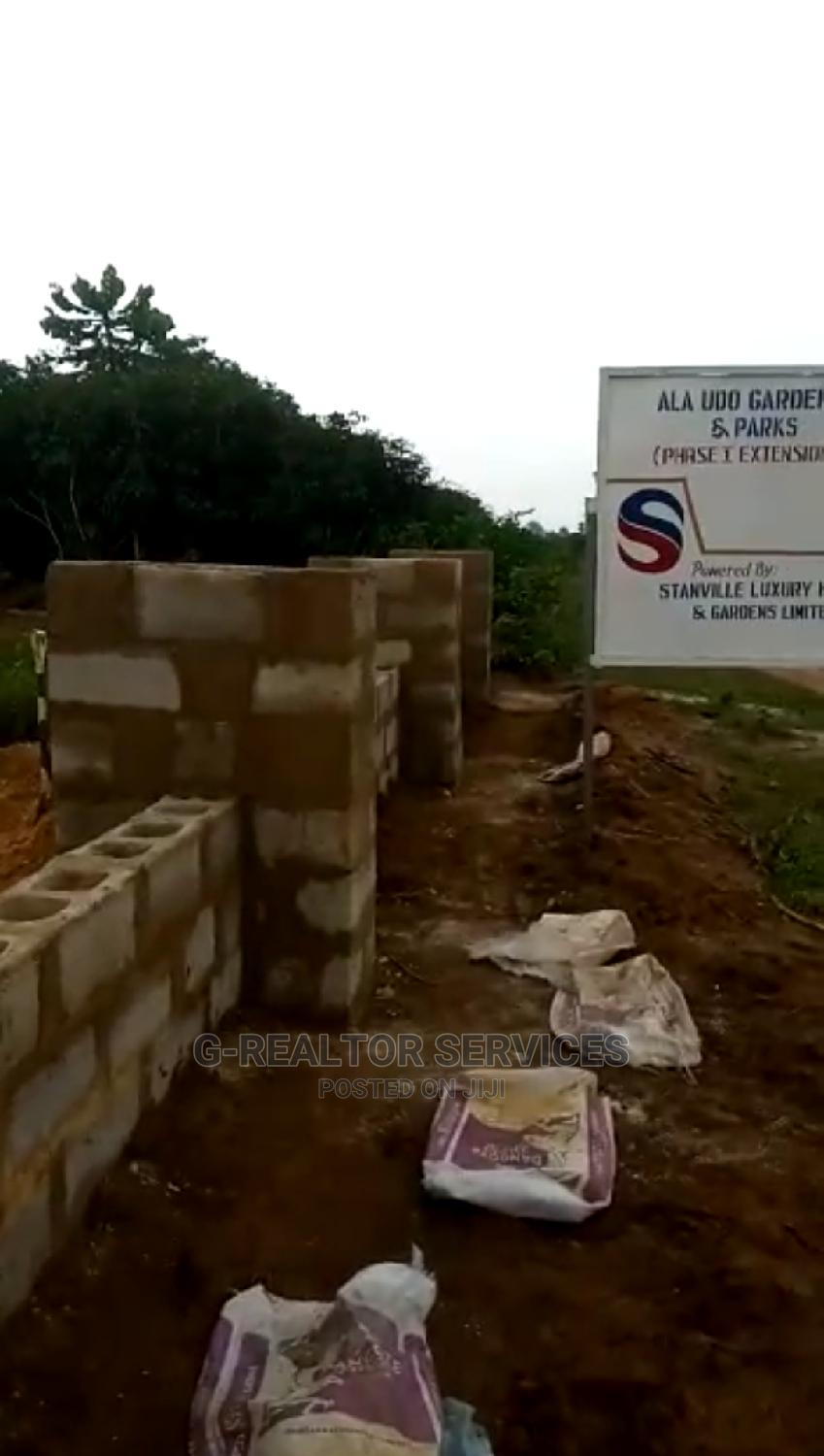 Solid Gated Land For Sale In Ogbaku,Onitsha Owerri Road