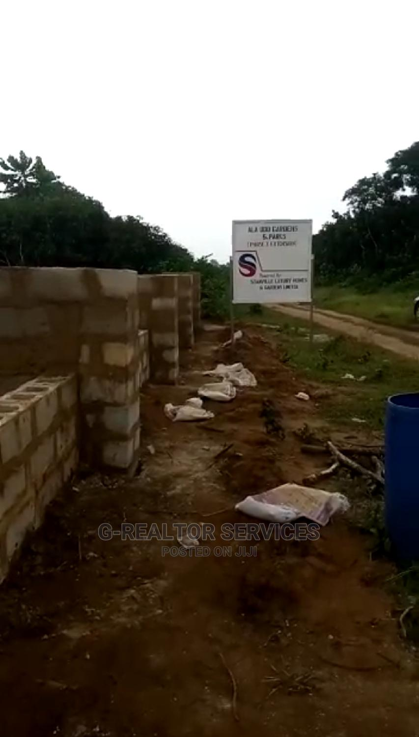 Solid Gated Land For Sale In Ogbaku,Onitsha Owerri Road | Land & Plots For Sale for sale in Owerri, Imo State, Nigeria