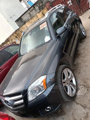 Mercedes-Benz GLK-Class 2011 350 4MATIC Black   Cars for sale in Lagos State, Surulere
