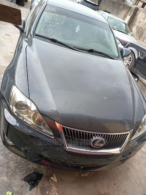 Lexus IS 2010 250 AWD Automatic Gray | Cars for sale in Lagos State, Surulere