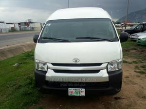 Toyota Hiace 2012 White | Buses & Microbuses for sale in Plateau State, Jos