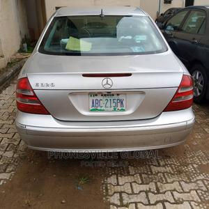 Mercedes-Benz E320 2007 Silver | Cars for sale in Abuja (FCT) State, Mabushi
