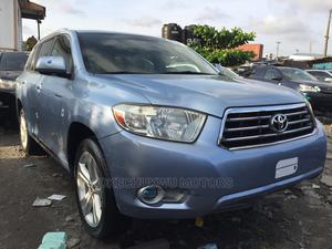 Toyota Highlander 2009 Limited Blue | Cars for sale in Lagos State, Apapa