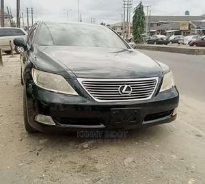 Lexus LS 2007 460 Black | Cars for sale in Rivers State, Port-Harcourt