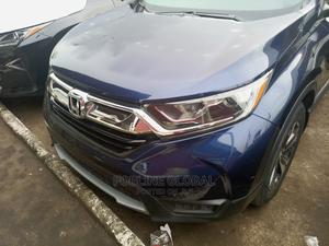 Honda CR-V 2019 EX-L FWD Blue   Cars for sale in Lagos State, Ikeja