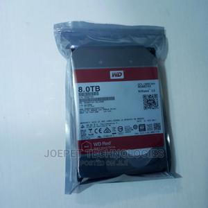 8TB WD NAS Desktop Hard Drive   Computer Hardware for sale in Lagos State, Ikeja
