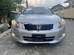 Honda Accord 2009 Sedan EX-L V6 Automatic Silver | Cars for sale in Lagos State, Ikeja