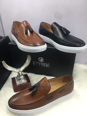 Original Men's Flat Shoes Gianfranco Butteri | Shoes for sale in Lagos State, Lagos Island (Eko)