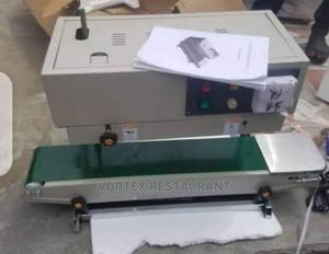 New Continuous Band Sealing Machine | Restaurant & Catering Equipment for sale in Abuja (FCT) State, Wuse 2