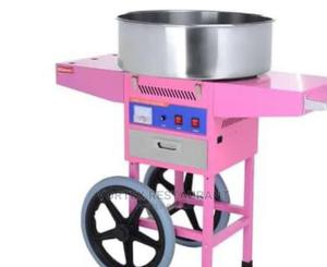 Candy Floss Machine With Wheels   Restaurant & Catering Equipment for sale in Abuja (FCT) State, Central Business District