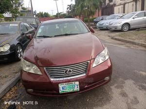 Lexus ES 2008 350 Red   Cars for sale in Lagos State, Amuwo-Odofin