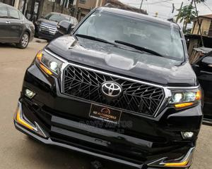 Toyota Land Cruiser Prado 2019 Black | Cars for sale in Lagos State, Maryland