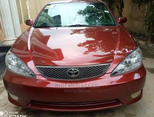 Toyota Camry 2006 Red   Cars for sale in Lagos State, Ikeja