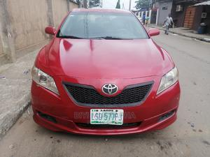 Toyota Camry 2007 Red | Cars for sale in Lagos State, Shomolu
