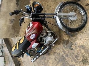 Bajaj Boxer 2016 Red   Motorcycles & Scooters for sale in Osun State, Osogbo