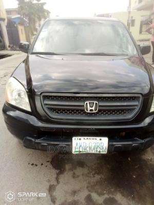 Honda Pilot 2004 Black | Cars for sale in Lagos State, Ikeja