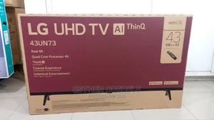 """LG 43"""" Un7340pvc TV   Home Appliances for sale in Lagos State, Magodo"""