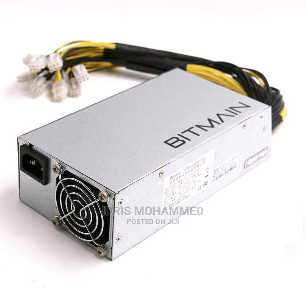 Anminer S9 14T/Hs With PSU | Computer Hardware for sale in Gwarinpa, Abuja (FCT) State, Nigeria