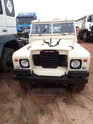 Land Rover Defender 1990 Beige | Cars for sale in Edo State, Benin City