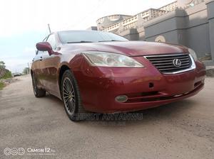 Lexus ES 2008 350 Red   Cars for sale in Lagos State, Ikorodu