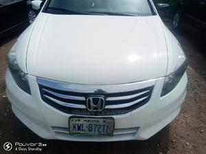 Honda Accord 2008 Off White | Cars for sale in Abuja (FCT) State, Asokoro