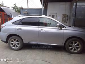 Lexus RX 2012 350 FWD Silver | Cars for sale in Lagos State, Alimosho