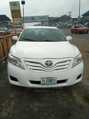 Toyota Camry 2011 White | Cars for sale in Rivers State, Obio-Akpor