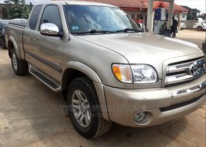 Toyota Tundra 2003 Automatic Gold   Cars for sale in Lagos State, Ifako-Ijaiye
