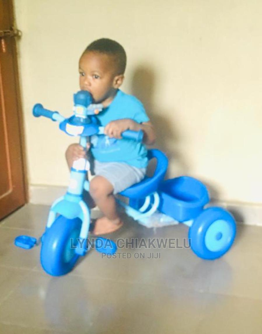 Tricycle 2-4years
