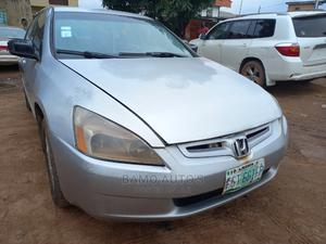 Honda Accord 2005 Automatic Silver | Cars for sale in Lagos State, Ojodu