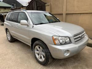 Toyota Highlander 2003 Silver   Cars for sale in Lagos State, Isolo